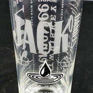 Jack Daniels High Ball Glass